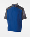 Holloway Raider Warmup Pullover, royal blau-grau-DIAMOND PRIDE
