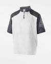 Holloway Raider Warmup Pullover, weiss-grau-DIAMOND PRIDE
