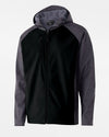 Holloway Raider Warmup Softshell Jacke, schwarz-grau-DIAMOND PRIDE