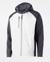 Holloway Raider Warmup Softshell Jacke, weiss-grau-DIAMOND PRIDE