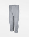 "Majestic Kids Cool Base Premier Relaxed Fit Baseball Pant ""Open Bottom"", Grau - AUSLAUFARTIKEL -DIAMOND PRIDE"