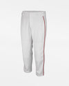 "Majestic Kids Cool Base Premier Relaxed Fit Baseball Pant ""Open Bottom"", Weiss/Rot - AUSLAUFARTIKEL -DIAMOND PRIDE"