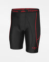 Majestic Mens Cool Base Slider Short, schwarz - AUSLAUFARTIKEL -DIAMOND PRIDE