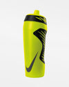 Nike Trinkflasche Hyperfuel Water Bottle 18oz, lime grün-DIAMOND PRIDE