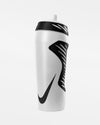 Nike Trinkflasche Hyperfuel Water Bottle 18oz, weiss transparent-DIAMOND PRIDE