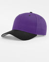 Richardson Basic Snapback, purple - schwarz-DIAMOND PRIDE