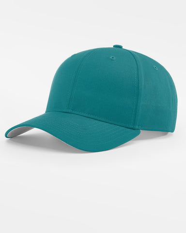 Richardson Basic Snapback, teal blau-DIAMOND PRIDE