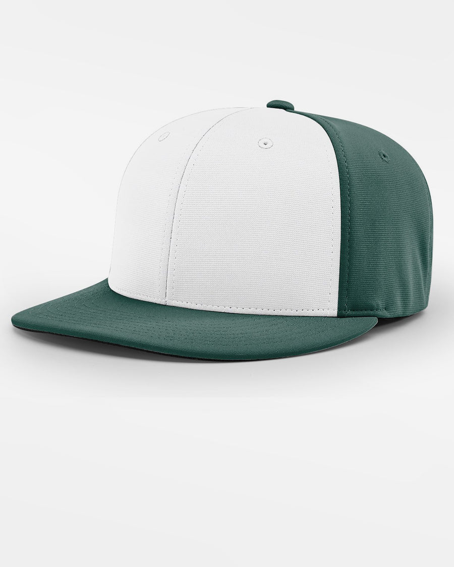 Richardson PTS20 Flexfit Alternate Cap, dunkelgrün - weiss-DIAMOND PRIDE
