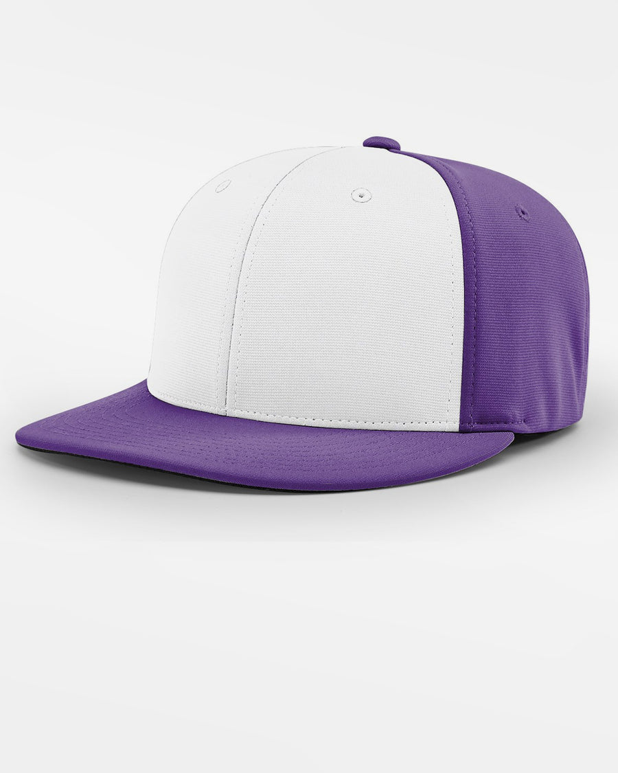 Richardson PTS20 Flexfit Alternate Cap, purple - weiss-DIAMOND PRIDE