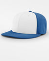 Richardson PTS20 Flexfit Alternate Cap, royal blau - weiss-DIAMOND PRIDE