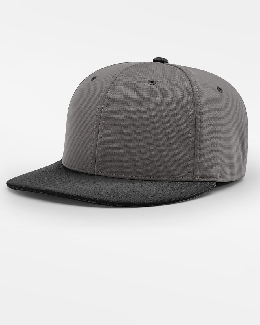 Richardson PTS20 Flexfit Cap, dunkelgrau - schwarz-DIAMOND PRIDE