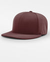 Richardson PTS20 Flexfit Cap, maroon rot-DIAMOND PRIDE
