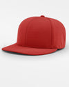 Richardson PTS20 Flexfit Cap, rot-DIAMOND PRIDE