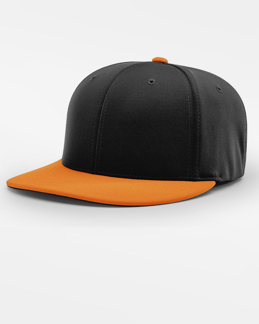 Richardson PTS20 Flexfit Cap, schwarz - orange-DIAMOND PRIDE