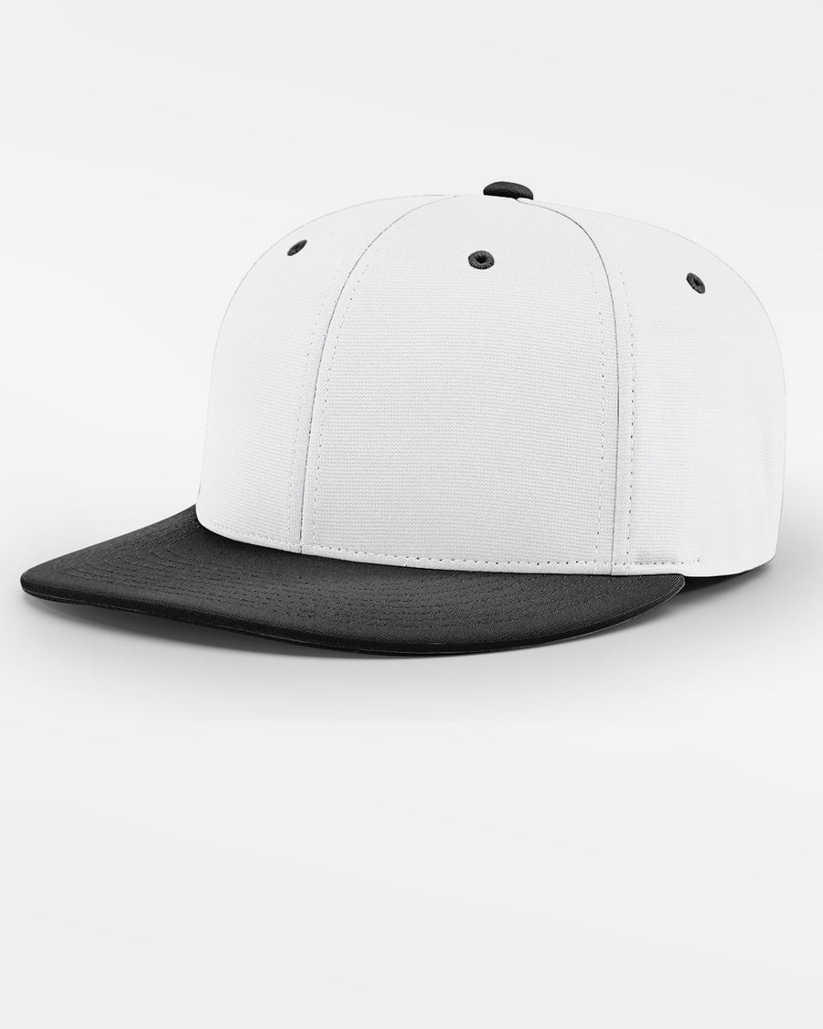 Richardson PTS20 Flexfit Cap, weiss - schwarz-DIAMOND PRIDE