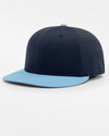 Richardson PTS30 Flexfit Light Cap, navy blau - sky blau-DIAMOND PRIDE