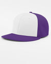 Richardson PTS40 Flexfit Alternate Cap, purple - weiss-DIAMOND PRIDE
