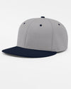 Richardson PTS40 Flexfit Cap, grau - navy blau-DIAMOND PRIDE