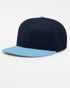 Richardson PTS40 Flexfit Cap, navy blau - sky blau-DIAMOND PRIDE