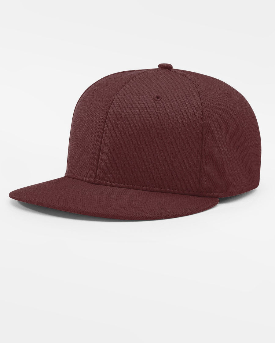 Richardson PTS45 Fitted Cap, maroon rot-DIAMOND PRIDE