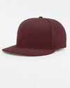 Richardson PTS65 Fitted Cap, maroon rot-DIAMOND PRIDE