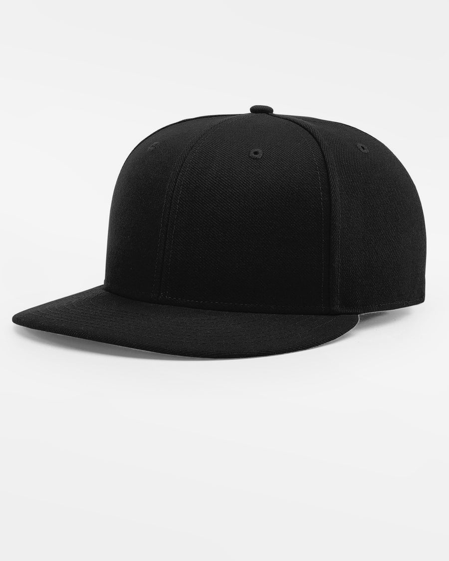 Richardson PTS65 Fitted Cap, schwarz-DIAMOND PRIDE