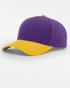 Richardson Strapback Cap, purple - gelb-DIAMOND PRIDE