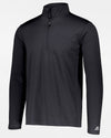 Russell Athletic Dri-Power Lightweight 1/4-Zip Pullover, heather dunkelgrau-DIAMOND PRIDE