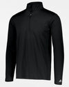 Russell Athletic Dri-Power Lightweight 1/4-Zip Pullover, heather schwarz-DIAMOND PRIDE