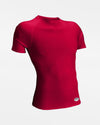 Russell Athletic Performance Compression Shirt, rot - AUSLAUFARTIKEL-DIAMOND PRIDE
