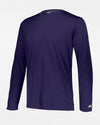 Russell Athletic Stretch-Performance Longsleeve Shirt, purple-DIAMOND PRIDE
