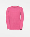 Russell Kids Premium Longsleeve Shirt, heather pink-DIAMOND PRIDE