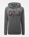 "Russell Premium Ladies Light-Hoodie ""LP 2018 SB-U16 Neunkirchen"", heather dunkelgrau-DIAMOND PRIDE"