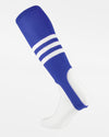 TCK Striped ProStirrup, royal blau-weiss-DIAMOND PRIDE