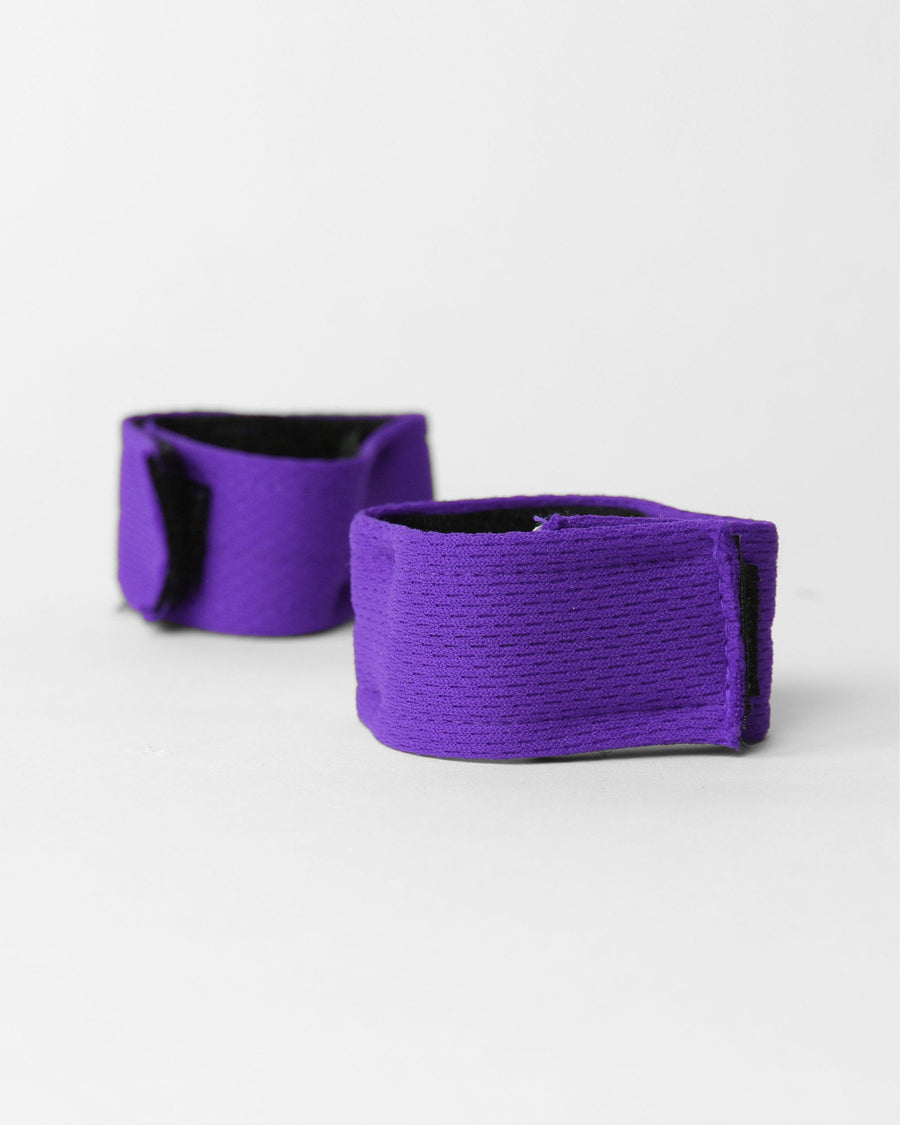 "Teamwork Softball ""Jersey Scrunchie"", purple-DIAMOND PRIDE"