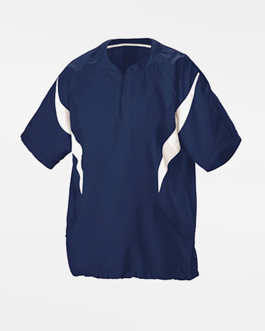 Teamwork Warmup Pullover, navy blau-DIAMOND PRIDE