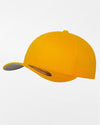 Yupoong Flexfit Combed Wool Cap, gelb-DIAMOND PRIDE