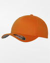 Yupoong Flexfit Combed Wool Cap, orange-DIAMOND PRIDE