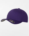 Yupoong Flexfit Combed Wool Cap, purple-DIAMOND PRIDE