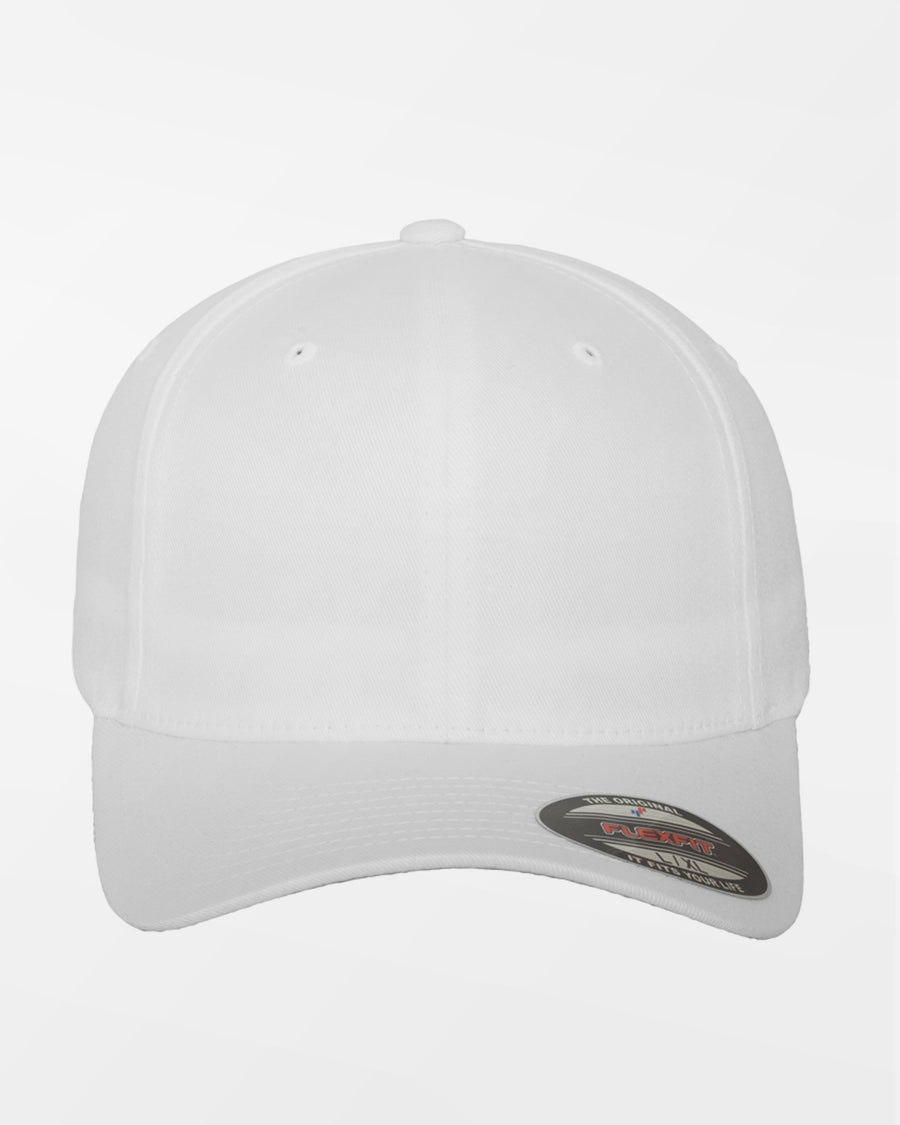 Yupoong Flexfit Combed Wool Cap, weiss-DIAMOND PRIDE