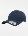 Yupoong Flexfit Curved Classic Snapback Cap, navy blau-DIAMOND PRIDE