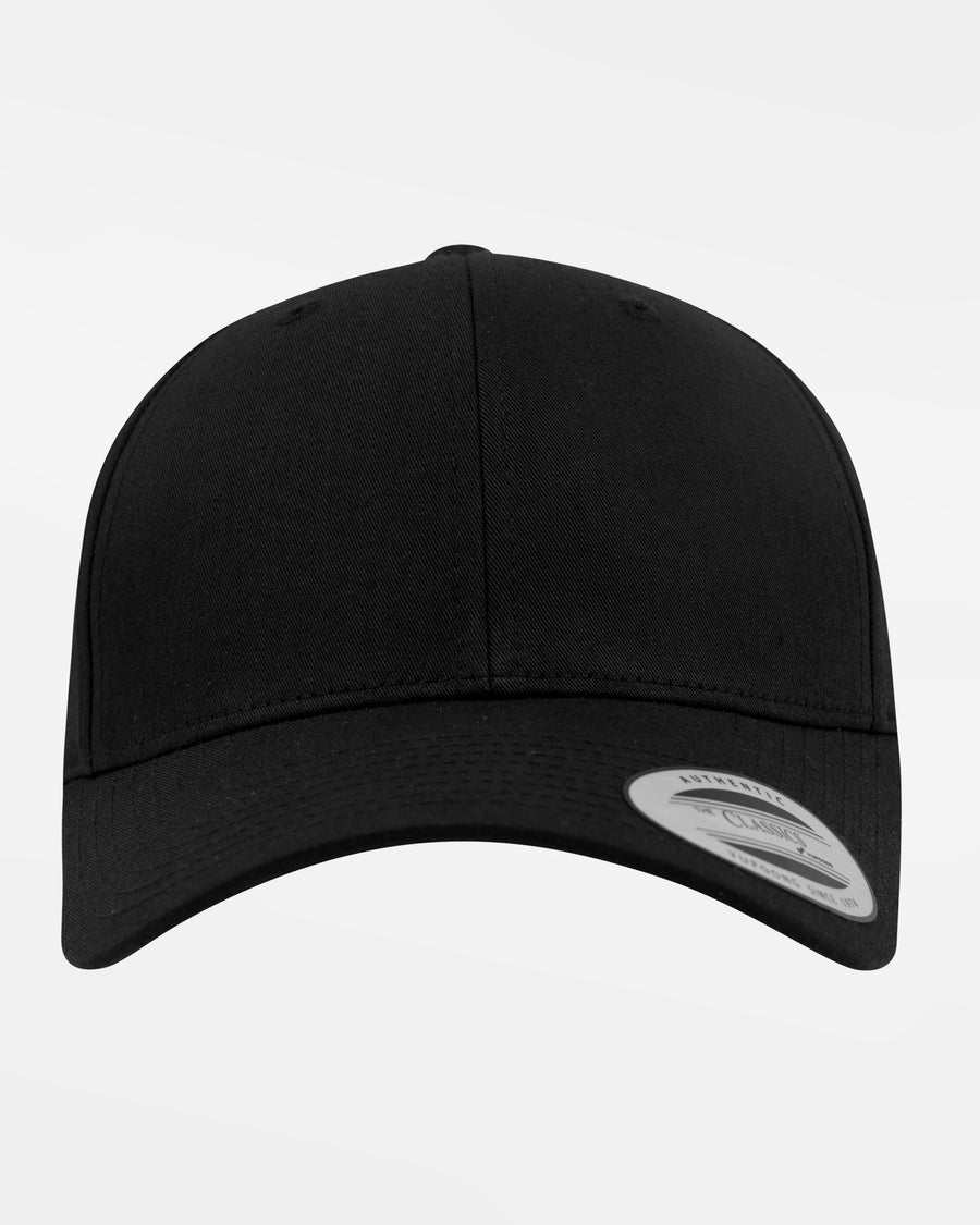 Yupoong Flexfit Curved Classic Snapback Cap, schwarz-DIAMOND PRIDE