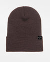 Yupoong Flexfit Heavyweight Long Beanie, braun-DIAMOND PRIDE