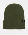 Yupoong Flexfit Heavyweight Long Beanie, olivgrün-DIAMOND PRIDE