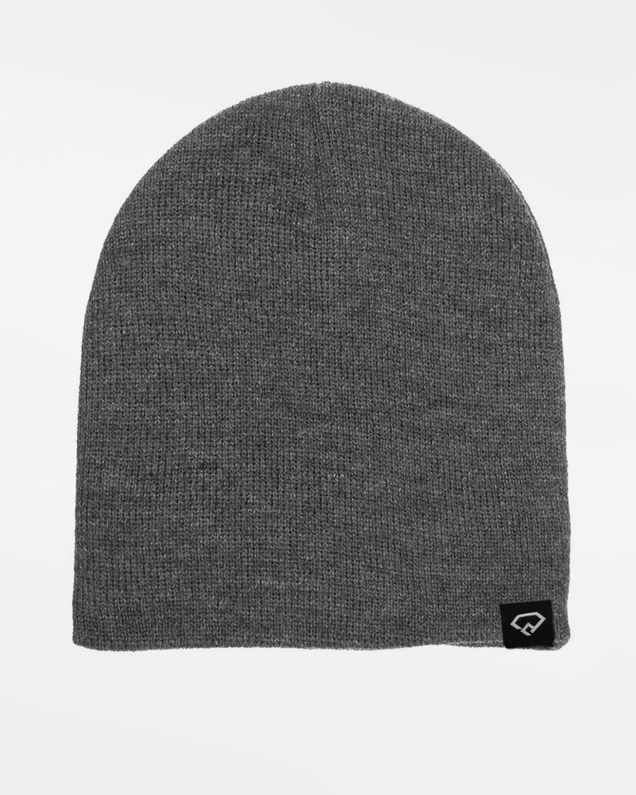 Yupoong Flexfit Heavyweight Short Beanie, dunkelgrau-DIAMOND PRIDE
