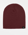 Yupoong Flexfit Heavyweight Short Beanie, maroon rot-DIAMOND PRIDE