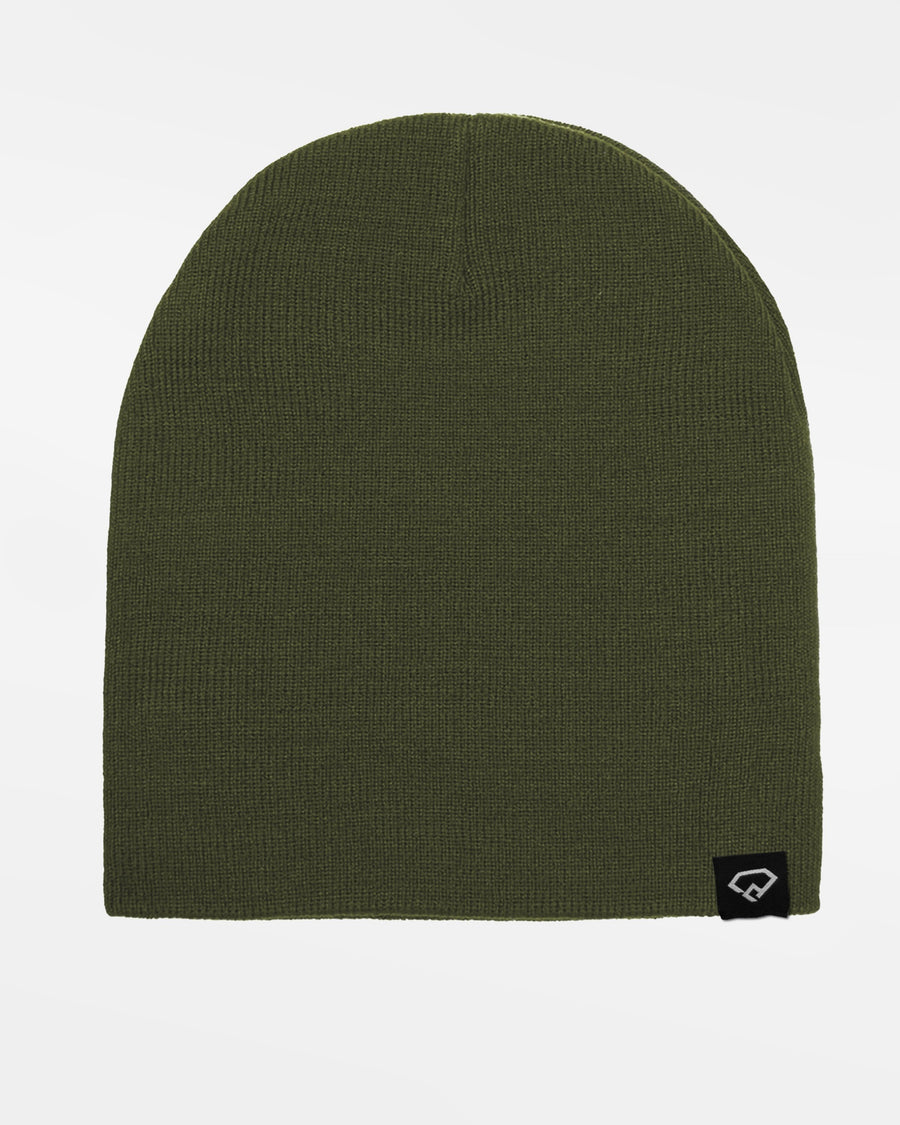 Yupoong Flexfit Heavyweight Short Beanie, olivgrün-DIAMOND PRIDE