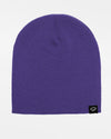 Yupoong Flexfit Heavyweight Short Beanie, purple-DIAMOND PRIDE