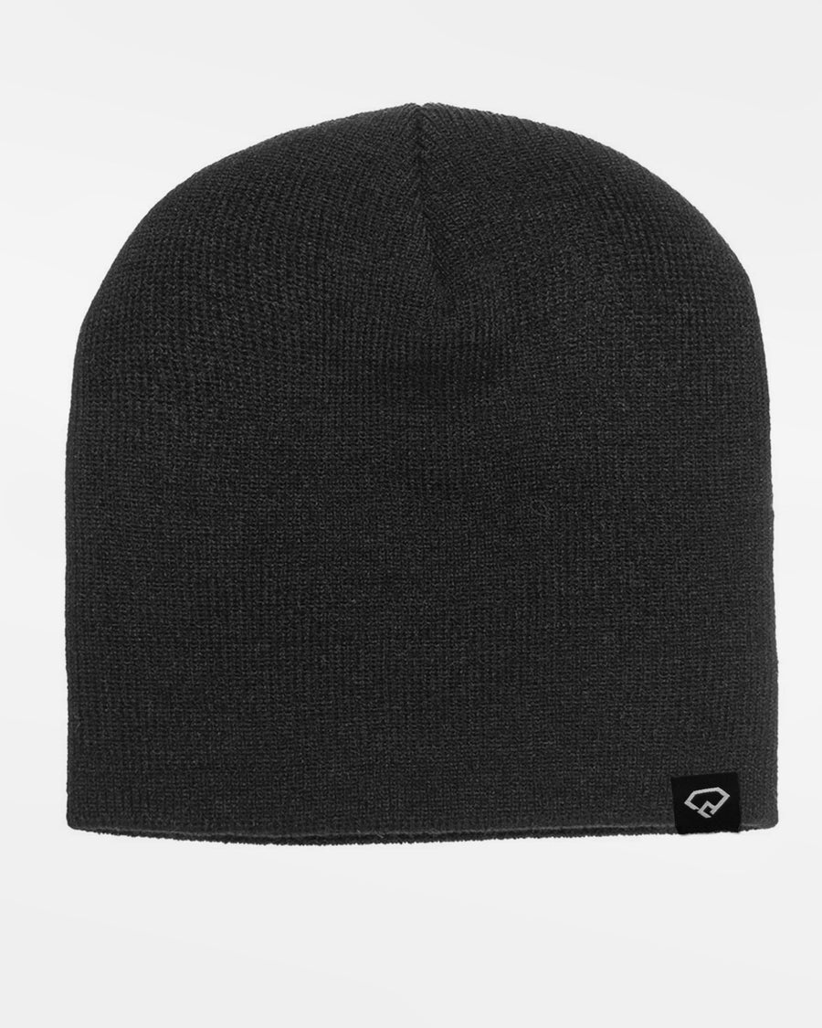 Yupoong Flexfit Heavyweight Short Beanie, schwarz-DIAMOND PRIDE