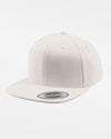 Yupoong Snapback Cap, Melton Wool, off white-DIAMOND PRIDE